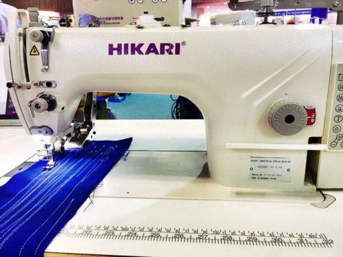 máy may 1 kim điện tử hikari