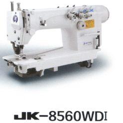 Máy may 3 kim móc xích có lô trợ lực JK-8560W-PL