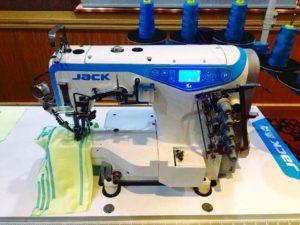 máy may điện tử jack